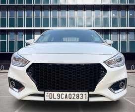 Hyundai Verna VTVT 1.6 SX, 2018, Petrol