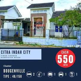 Rumah Second Siap Huni Atau Siap Renovasi Di Citra Indah City