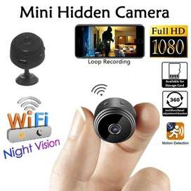 Magnetic WiFI Live Recording HD Spy Camera With Nigh Vision New Camera