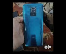 Redmi note 9 pro max 8 gb 128 gb