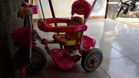 Sepeda Roda Tiga Anak Merk Royal