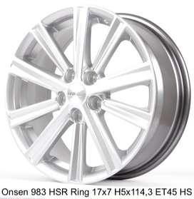 promo ONSEN 983 HSR R17X7 H5X114,3 ET45 HS