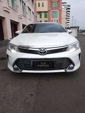 Toyota Camry V 2.5 CC Matic 2015 putih