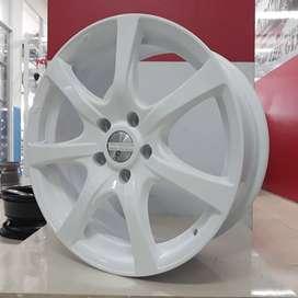 velg Mobil Misatto ring 17 hole 5x114 white