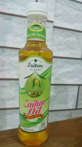 Minyak Zaitun memiliki Kandungan Anti virus
