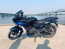 Pulsar 220 Best Condition New Condition Urgent Sell with 5 year Incu
