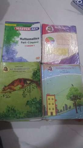 9th and 10th text books for sale half price New syllabus
