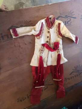 Marriage dress sherwani