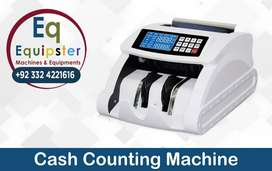 Note Currency Cash Counter Machine - Cash Checking Machine- Fake Note