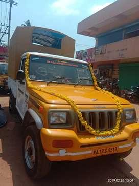 Mahindra Bolero Pik-Up 2010 Diesel 15000 Km Driven