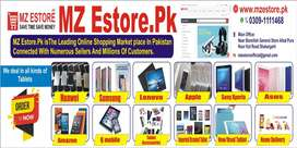 Branded/New all brands Tablets are available at MZ Estore.Pk