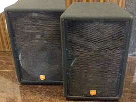 JBL JRX 100 Speakers