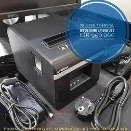 Printer Thermal EPPOS 80mm EP160II USB