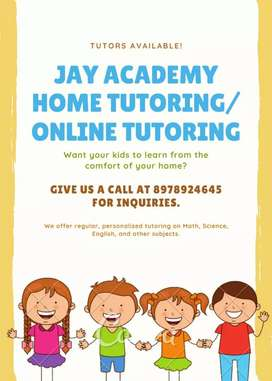 Tutions/home tution/online Tutions/Tutorials/Tuitions