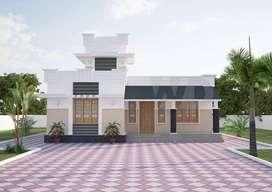 Budget House in main Location @ Padapai- 75% Bank Loan Offers