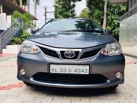 Toyota Etios VD, 2015, Diesel