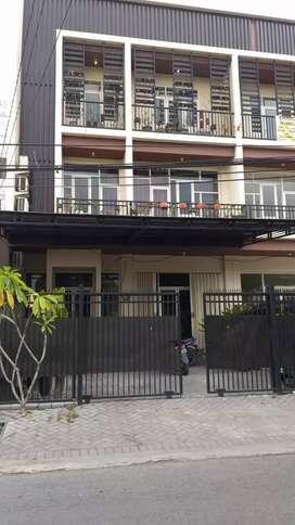 Jual ruko Surabaya -- ruko 3 lantai di sidosermo