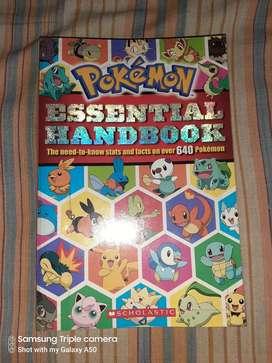 Pokemon Essential Handbook