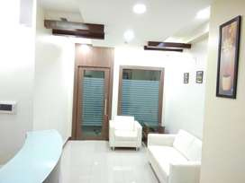 Fully Furnished Office for rent in Rupa solitare
