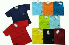 Kaos anak anak 1-22 tahun