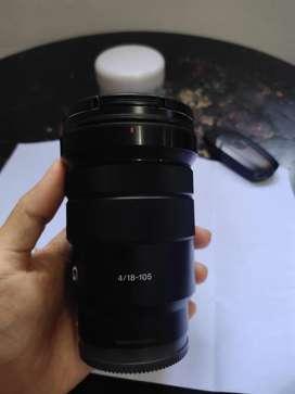 Sony 18-105mm OSS G