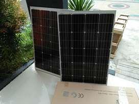 Listrik Tenaga Surya Solar Panel
