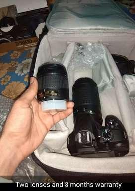 Nikon 3400D