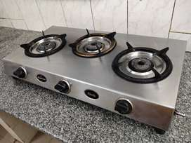 Used Sunflame Gas stove for sale