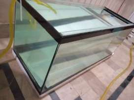 PRISM GLASS TANKS customized