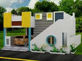 House For sale @ Gowri nagar, Deeran nagar