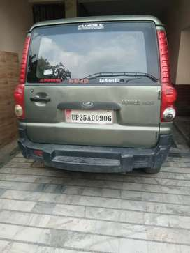 Mahindra scorpio 2009 model in good condition