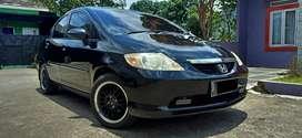 Honda City (Manual) Thn 2004 SIAP PAKAI