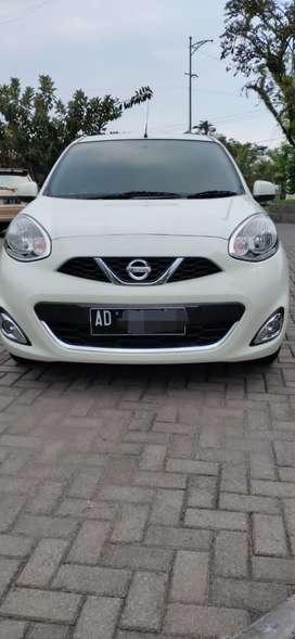 Nissan March 2014 Bensin