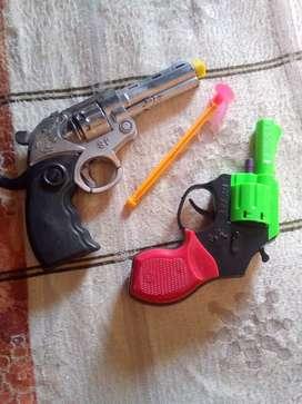 Toy gun selling