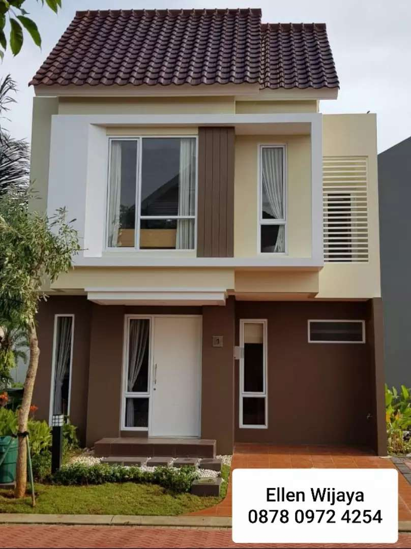 Dp 5% Corral Village Paramount land Gading Serpong 0