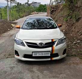 Toyota Corolla Altis brand new condition
