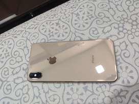 I phone XS Max Gold 256 GB