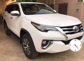 Toyota Fortuner 2019 / Bank Leased