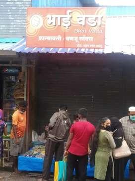 SHop on rent market ghokale naka ratnagiri