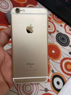 Apple iphone 6s 16 gb / no warranty