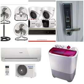 Servise AC, maintenance CCTV & Servise Mesin CUCI