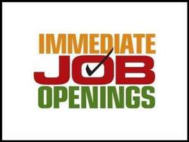 Urgent requirement for office Assistant and block cordinator.