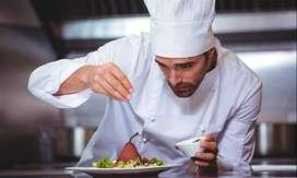 Need a Chef specialist in Veg Biryanis like Veg,kathal Biryani.