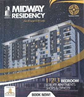 Apartment For Sale In Bahria Town Mid Way
