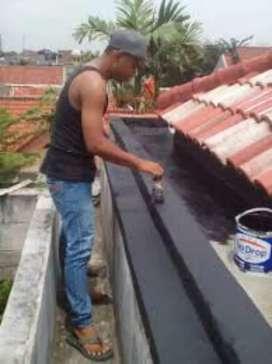 Tukang perbaikan genteng bocor dan dak retak bocor