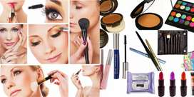 Beautician (Female Makeup Artist Required)