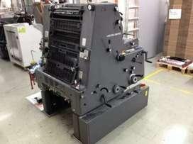 Dibutuhkan operator mesin percetakan