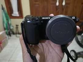 Camera Sony NEX 5 5T (BODY Only) - for VLOG (Saudaranya a5100)