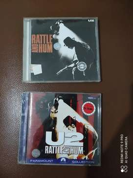 Paket U2 CD & VCD