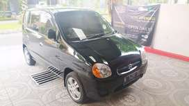 Hyundai ATOZ Hitam 2005 Plat N Kota Malang